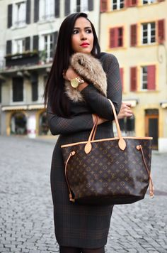 2014 Louis Vuitton Neverfull Handbags,Neverfull LV new bags.,