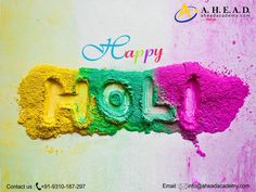 May the festival of colors brighten your life with happiness, health and success. May you be blessed with peace and prosperity. Wishing you and your family Happy Colorful #Holi