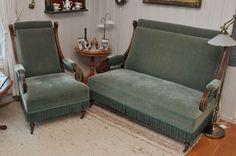 FINN – Antikke stuemøbler til salgs