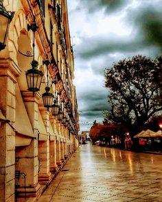 Corfu Town, Corfu Greece