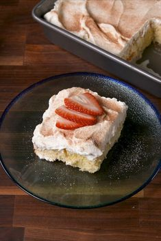 Tres Leches Cake Might Be The Best Dessert EverDelish Easy Spanish Desserts, Fun Desserts, Mini Cakes, Cupcake Cakes, Cupcakes, Cake Recipes, Dessert Recipes, Dessert Ideas, Dessert Buffet