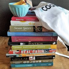 How generous is this giveaway at eatyourbooks.com ~ a great place to catalog your own collection of cookbooks