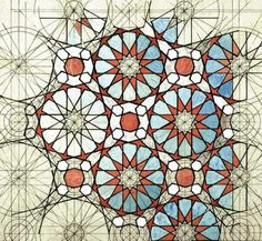 Rafael Araujo is raising funds for Golden Ratio Coloring Book on Kickstarter! A coloring book with a collection of Rafael Araujo's hand drawn Golden Ratio illustrations to reconnect with yourself and nature Geometric Patterns, Geometric Shapes, Arabic Design, Arabic Art, Islamic Art Pattern, Pattern Art, Geometry Art, Sacred Geometry, Motifs Islamiques