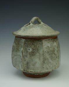 Bill Marshall - Lidded Pot