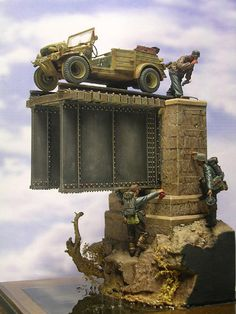 Bridge demolition !