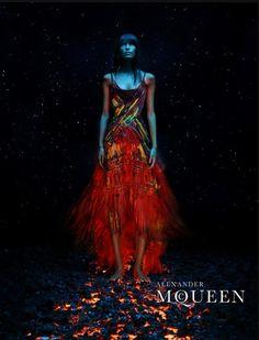 Fire - Alexander McQueen