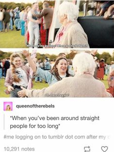 i quote this meme too much XD from /r/actuallesbians Lgbt Memes, Funny Memes, Hilarious, Funny Lesbian Memes, Haha, Lgbt Community, Cute Gay, Faith In Humanity, Gay Pride