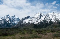Teton Mountains 2011
