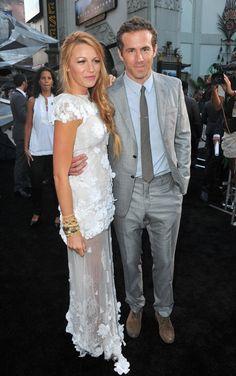 Casamento do ator de Deadpool - Ryan Reynolds & Blake Lively