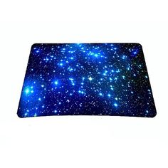 From 0.75:Toluluregular Size (8.5inchx7inch) Mouse Pad Mouse Mat Mouse Mice Suit For Optical Laser Mouseblue Galaxy