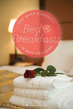 Need help rekindling your love? Or just looking for a way to tell that special someone how much they mean to you? Plan a Romantic New England Weekend getaway. | Repinned by @claudinebhatti