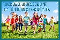 Actividades para Educación Infantil: PRIMER DÍA DE COLE. BIENVENIDOS-AS…