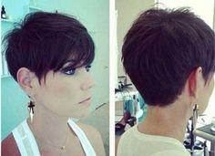 Cute pixie cuts for thick hair
