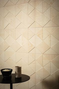 Nordic Wood - Porcelain decorated with diamond pattern | Marazzi