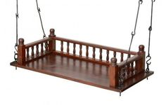 Manufacturer of Wooden Swing - Wooden Decor Swing, Rosewood Inlay Swing, Wooden Swings and Back Rest Wooden Swing offered by K. Wood Bed Design, Wooden Sofa Designs, Swing Design, Home Swing, Porch Swing, Swinging Chair, Chair Swing, India Home Decor, Dressing Table Design