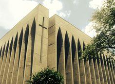 Santuário Dom Bosco - Brasília - Foto: Arquiteta Cláudia F. Ferreira