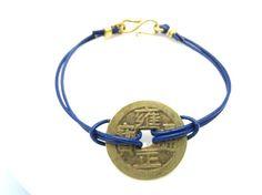 TRUTH Good Luck Bracelet Style No GLB08 by zahavblue on Etsy, $29.00