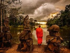 Cambodia Private Tours –Explore Cambodia in a whole NEW WAY! Tonle Sap, Fine Hotels, Walled City, Angkor Wat, Cambodia, The Incredibles, Tours, Explore, Temples