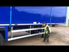 Keith Walking Floor System Demo By The BMI Group #walkingfloor #unloading  #loading #