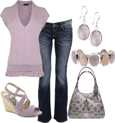 Soft Summer outfit #Classic design.#Casually Cool!!!#