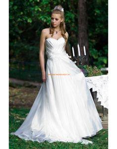 Augusta Jones 2013 Süße Liebste Hochzeitskleider aus Organza