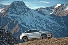 Even at the top of a mountain, it's hungry to keep climbing - from Mercedes-Benz USA