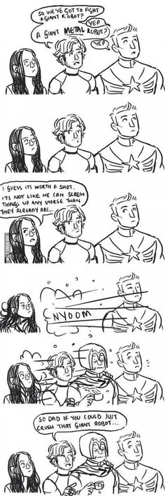 How the avengers age of ultron should have ended