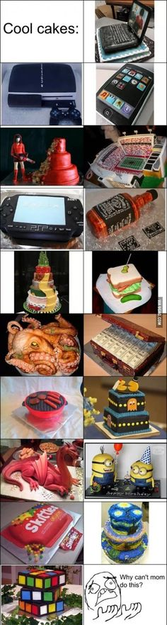 Some of the most amazing cakes