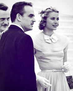 "1,119 Likes, 4 Comments - @miss_nostalgiamc on Instagram: ""Meeting the Monegasque people, April 1956. #gracekelly #gracedemonaco #princessgraceofmonaco…"""