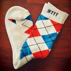 Socks Are the New Hoodie: A Startup Reinvents Swag - Want these @ifttt socks!