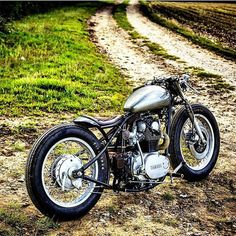 """bobberinspiration: """" Xs650 by old empire motorcycles aka Tempest """""""