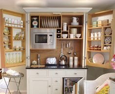 Invest In A Compact Kitchen Want To Find Extra Room In Your Cramped House?  Ditch The Dedicated Kitchen And Install An All In One Unit Instead.