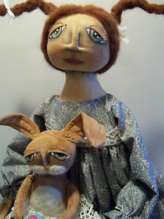 Betty and Bunny