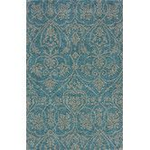 Found it at Wayfair - Modella Blue Nile Harlow Area Rug