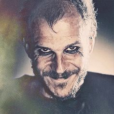 Vikings! It's my Floki! <3 Reminds me of a friend of mine.