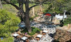 Kambos area.Chios island.Mavdrokordatiko Mansion