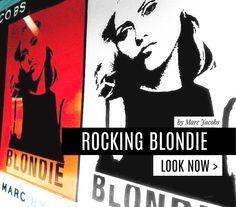 Marc Jacobs Blondie t-shirt | London Agent International