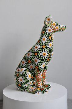 Handcraft Sculptures by Joana Vasconcelos