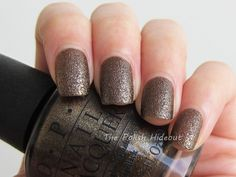 OPI What Wizardry Is This? - Oz Soft Shades 2013
