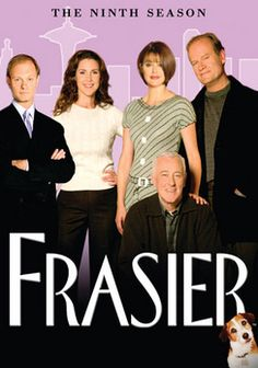 @Overstock - 4-Disc Set  With its witty dialogue, sophisticated character development, and classic slapstick situations, FRASIER was a prime example of television comedy at its finest. Picking up the slack from the departure of CHEERS from American ...http://www.overstock.com/Books-Movies-Music-Games/Frasier-The-Ninth-Season-DVD/2844147/product.html?CID=214117 $17.56
