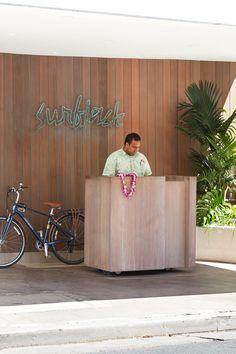 The Surfjack Hotel & Swim Club - Honolulu, Hawaii