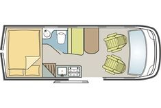 Pössl Summit 600 Plus im Supercheck - Promobil Van Conversion Life, Camping Car, Motorhome, Tiny House, Sweet Home, Minimalism, Motor Homes, Camper Trailers, Bus Remodel