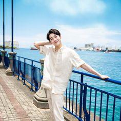 """라이린린 🌟별짓 on Twitter: """"청량 청순 존예,,, 💙💙💙💙… """" Aesthetic Photo, Aesthetic Pictures, Camara Canon Eos, Rapper, First Boyfriend, Guan Lin, Boy Images, Lai Guanlin, Kpop"""