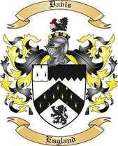 Davis crest England