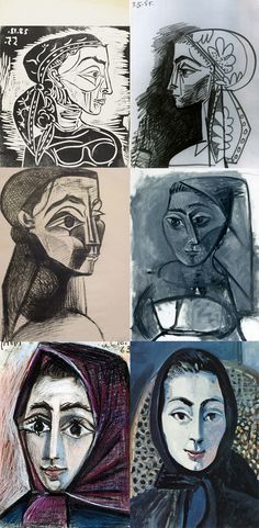 picasso- always looking for something beautiful and different that can turn into that I can have forever!