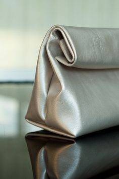 DIY Leather Lunch-bag