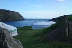 Cape Clear Yurt With Stunning View