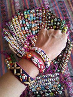 /Wholesale de Akha pulsera /Hippie /Boho envío por CHEZMOIMYHOME