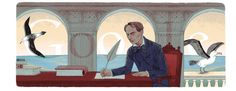 09 aprile 2013: 192° anniversario della nascita di Charles Baudelaire