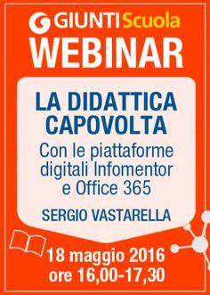 Due corsi di formazione online: La didattica capovolta e Creare risorse educative digitali